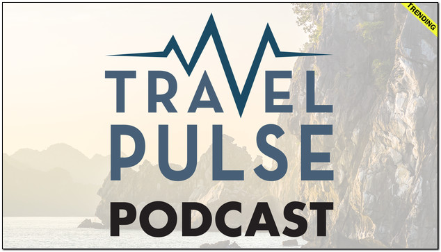 Travel Pulse Podcast Image